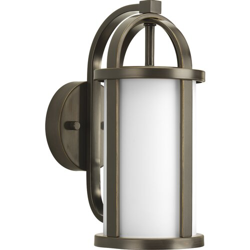 Progress Lighting Greetings 1 Light Outdoor Wall Lantern