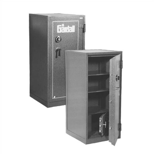 "Gardall Safe Corporation Large ""B"" Rated Two-Hour Fire Resistant Safe"