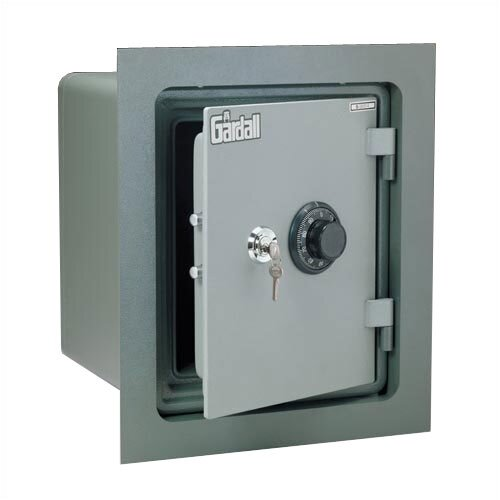 Gardall Safe Corporation 1-Hour Fireproof Wall Safe