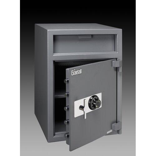 Gardall Safe Corporation Light Duty Commercial Combination Lock Cash Management Safe