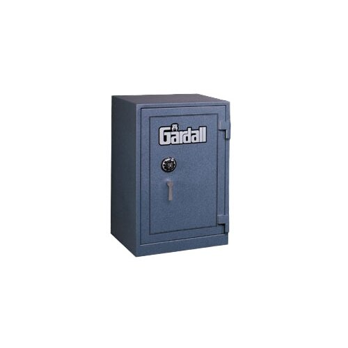 """Gardall Safe Corporation 37.25"""" H x 25.75"""" D Two-Hour Fire Resistant Record Safe"""
