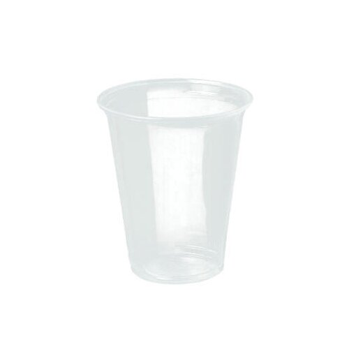 Solo Cups 16 oz Reveal Plastic Cold Cups in Clear