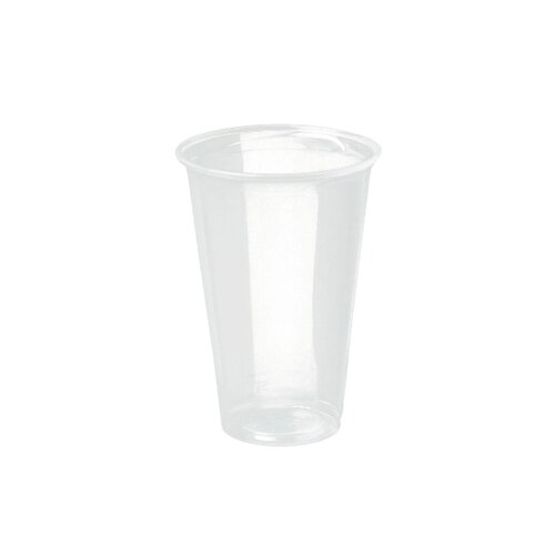 Solo Cups 20 oz Reveal Plastic Cold Cups in Clear