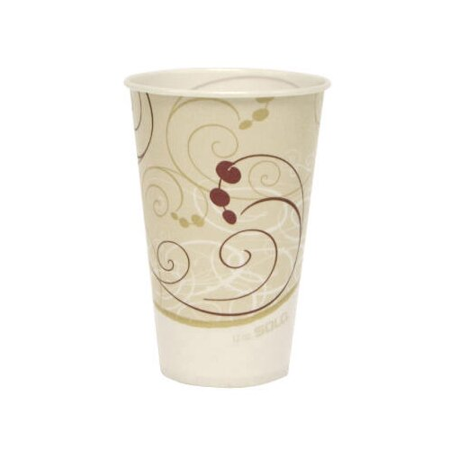 Solo Cups 12 oz Waxed Paper Cold Cups