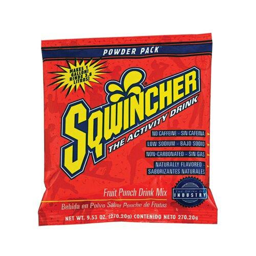 Sqwincher Punch 9.53 Ounce Powder Pack™ Yields 1 Gallon