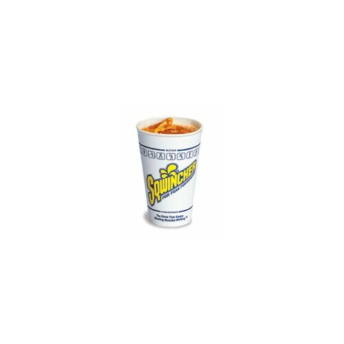 Sqwincher 12 Ounce Cups (100 Cups Per Tube)