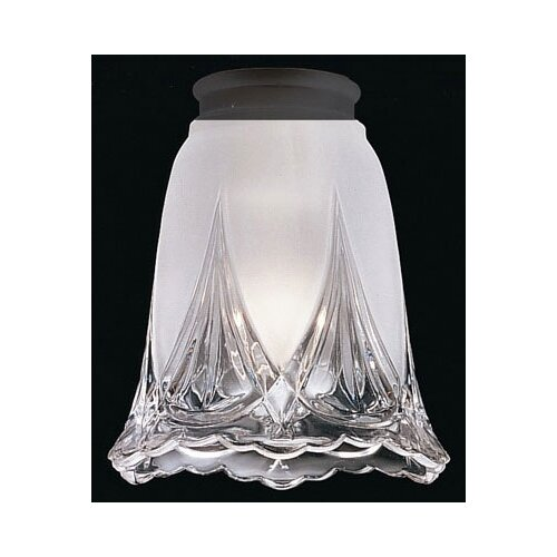 "Thomas Lighting 4.83"" Glass Pendant Shade"