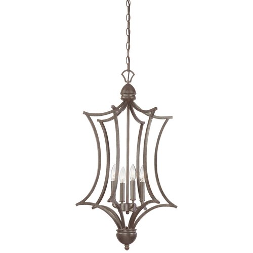 Triton 4 Light Chandelier