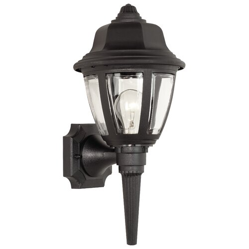 Thomas Lighting 1 Light Plastic Outdoor Wall Lantern