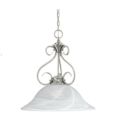 Florentine 1 Light Pendant