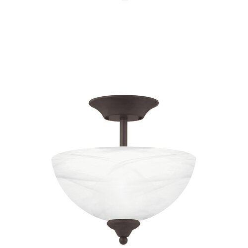 Tahoe 1 Light Convertible Inverted Pendant
