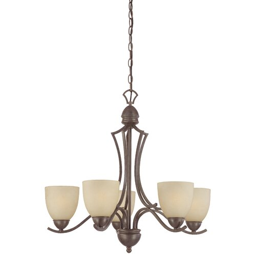 Triton 5 Light Chandelier
