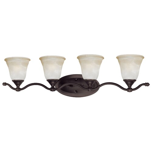 Thomas Lighting Harmony 4 Light Vanity Light