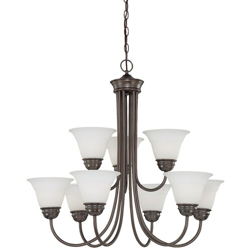 Thomas Lighting Bella 9 Light Chandelier