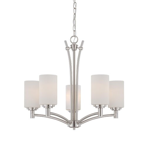 Thomas Lighting Pittman 5 Light Chandelier
