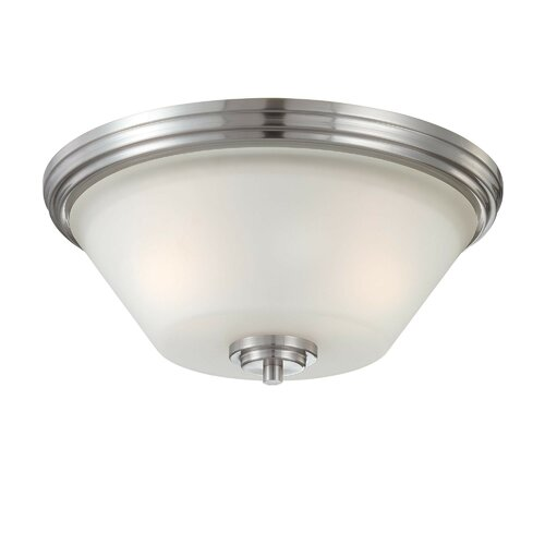 Pittman 2 Light Ceiling Light