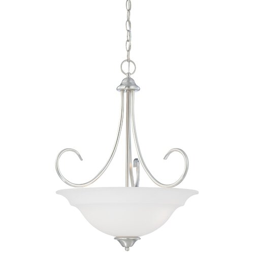 Bella 3 Light Inverted Pendant