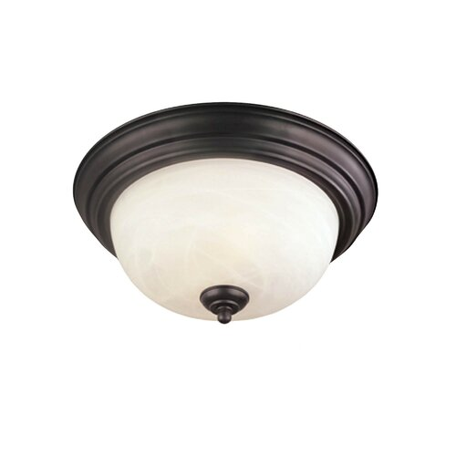 Thomas Lighting 1-3 Light Flush Mount