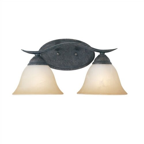 Thomas Lighting Prestige 2 Light Vanity Light