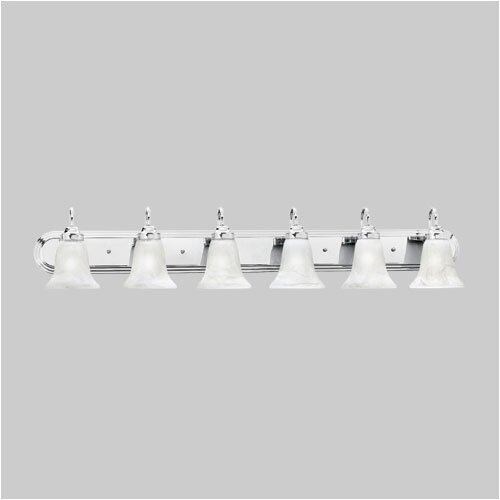 Thomas Lighting Homestead Strip 6 Light Vanity Light