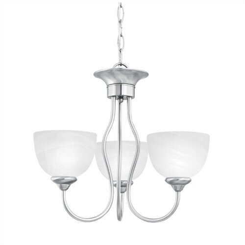 Thomas Lighting Tahoe 3 Light Chandelier