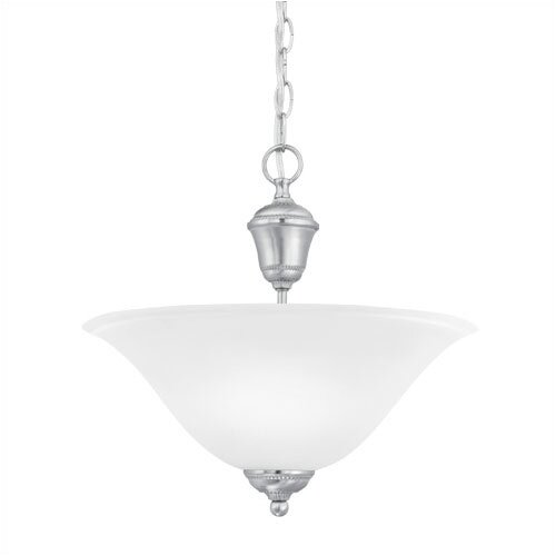 Whitmore 2 Light Convertible Inverted Pendant