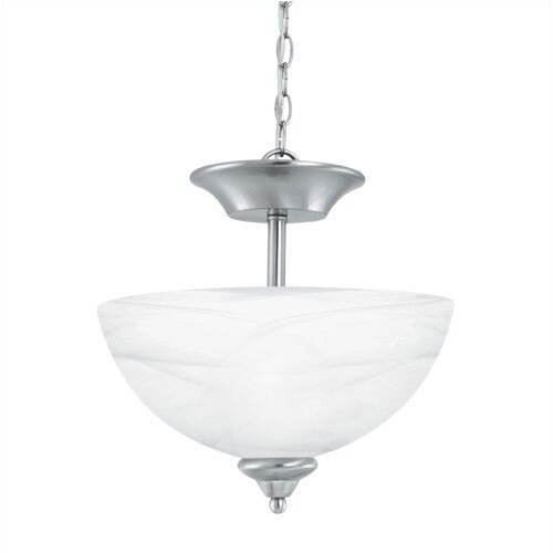 Tahoe 2 Light Convertible Inverted Pendant