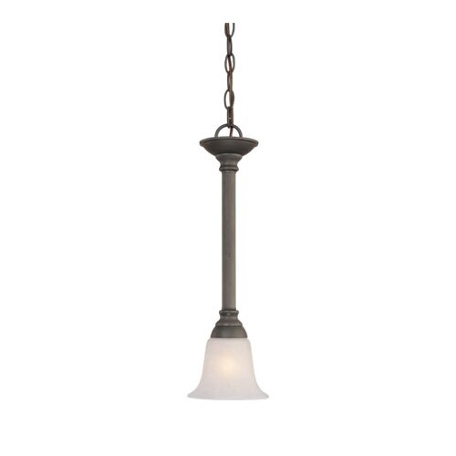 Thomas Lighting Riva 1 Light Mini Pendant