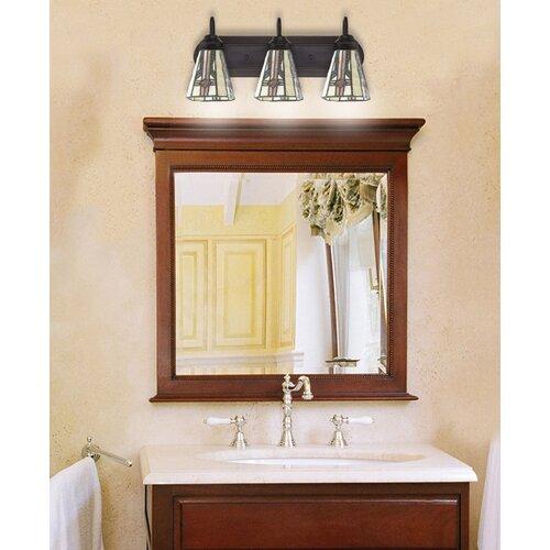 "Westinghouse Lighting 4.75"" Tiffany Glass Empire Lamp Shade"
