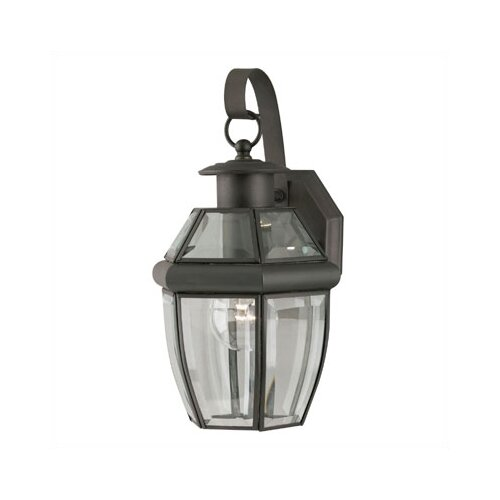 Westinghouse Lighting Hillside Exterior 1 Light Wall Lantern