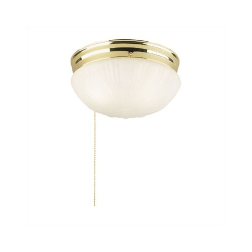 westinghouse lighting flush mount reviews wayfair. Black Bedroom Furniture Sets. Home Design Ideas