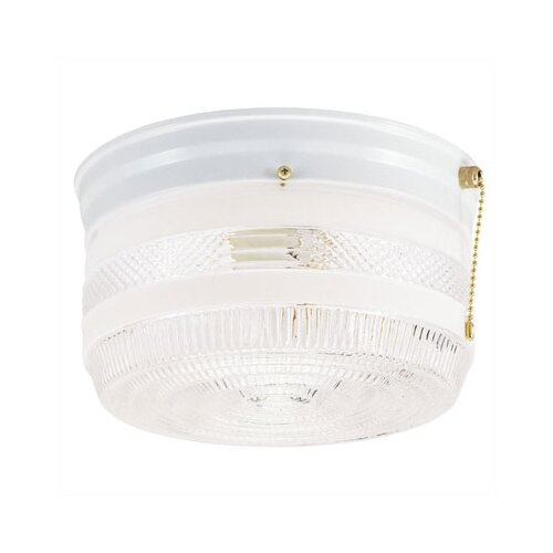 "Westinghouse Lighting 5.25"" Flush Mount"