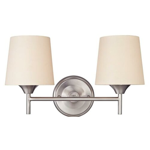 Westinghouse Lighting Parker Mews 2 Light Wall Sconce
