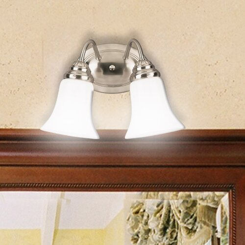 Westinghouse Lighting 2 Light Vanity Light