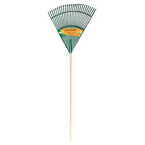 "Union Tools Lawn & Leaf Rakes - 24"" poly leaf rake"