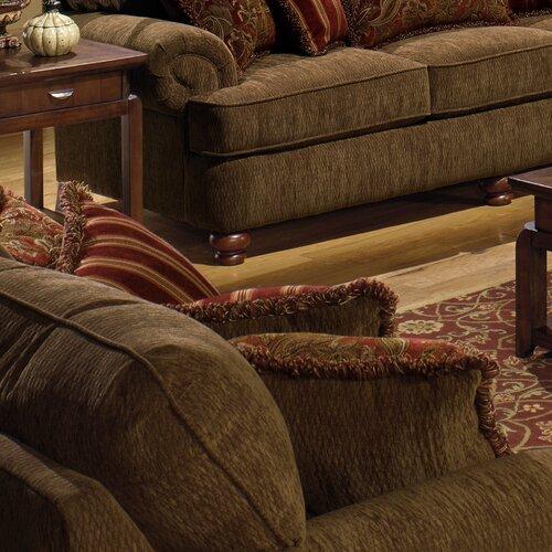 Jackson Furniture Belmont Chenille Armchair