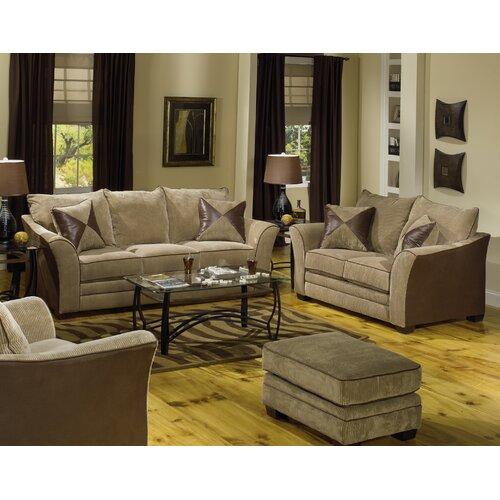 Jackson Furniture Perimeter Loveseat