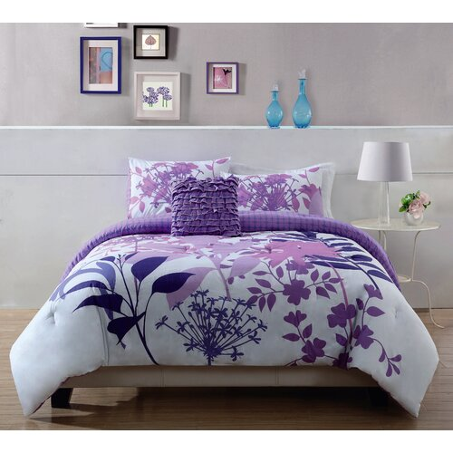 Purple Lavender Bedding Wayfair