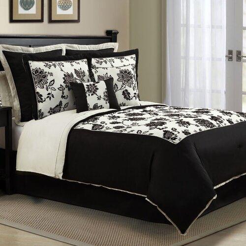 Society Formal Comforter Set