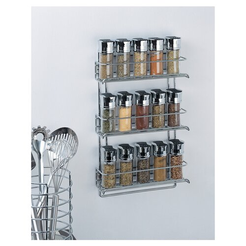 OIA Wall Mount Spice Rack