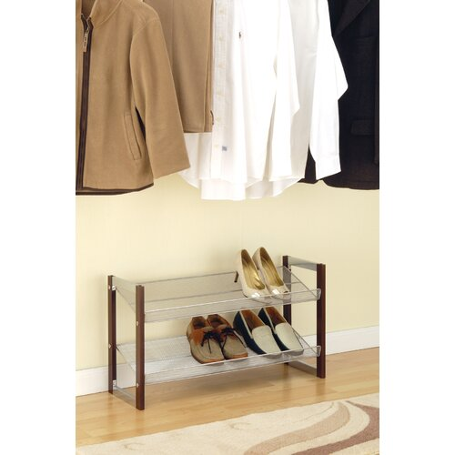 Stackable Shoe Rack