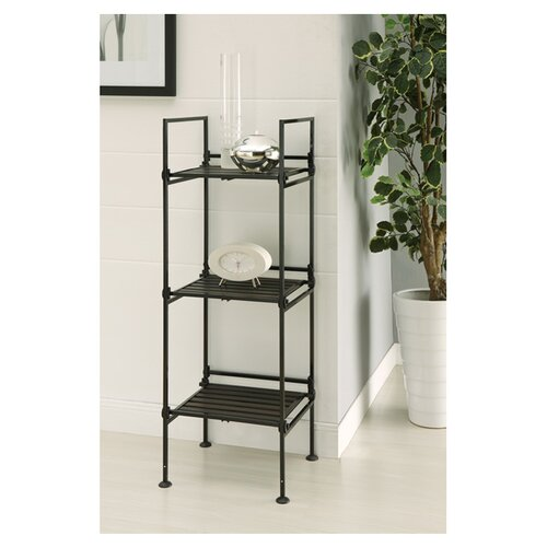 OIA 3 Tier Square Shelf