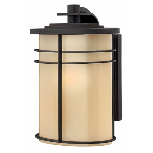 Hinkley Lighting Ledgewood Mini Outdoor Wall Lantern