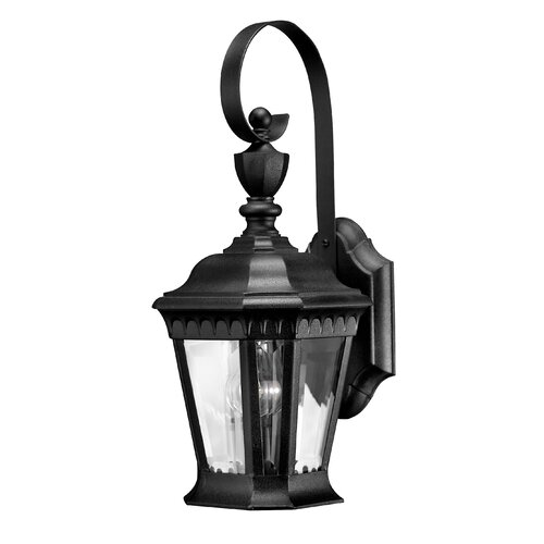Hinkley Lighting Camelot Wall Lantern with Scroll