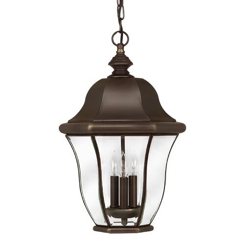 Hinkley Lighting Monticello 3 Light Pendant