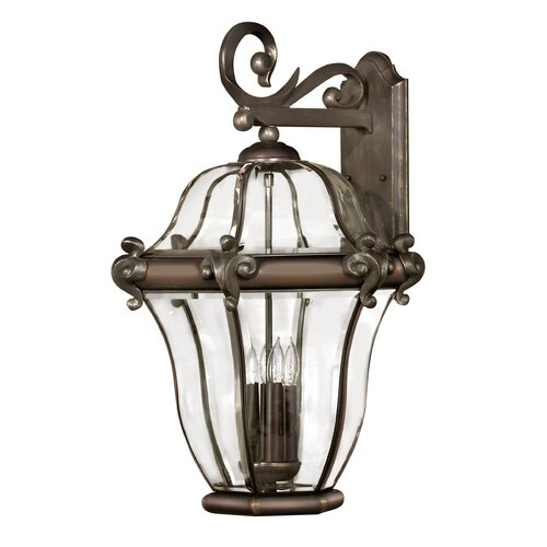 Hinkley Lighting San Clemente Outdoor Wall Lantern