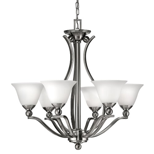 Bolla 6 Light Chandelier