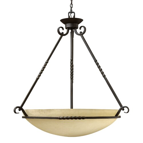 Hinkley Lighting Casa 6 Light Inverted Pendant
