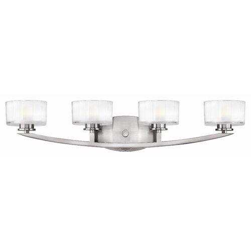 Hinkley Lighting Meridian 4 Light Vanity Light