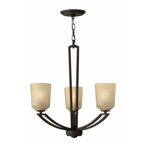 Hinkley Lighting Parker 3 Light Chandelier